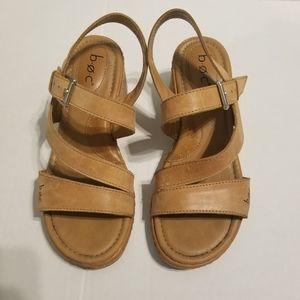 ✌️ boc sandals size 6m